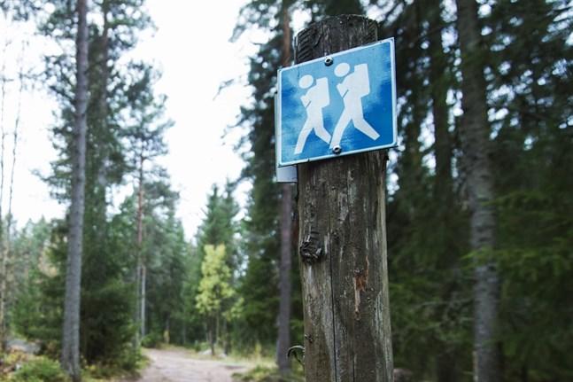 De som vill ströva i naturen i Smedsby och Böle ska få en karta som visar vilka områden som är lämpliga för det.