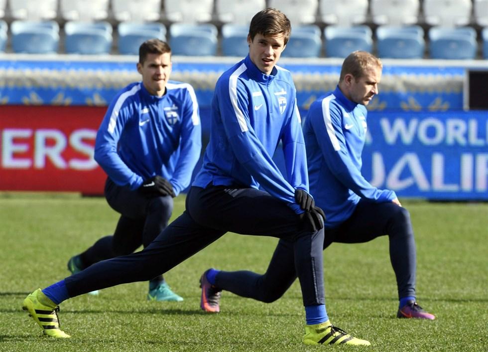 22 ar sveriges plats i internationella fotbollsforbundets varldsrankning