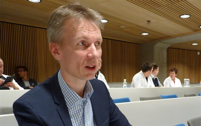 Kenneth Ingman säger att pälsdjursfarmarna gjort sitt bästa för att hålla coronasmittan borta.