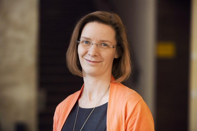 Mikaela Björklund.