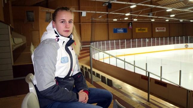 Jenniina Nylund är uttagen till landslaget igen.