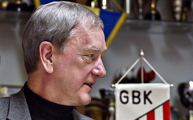 Hans-Erik Sund slutar som ordförande för GBK.