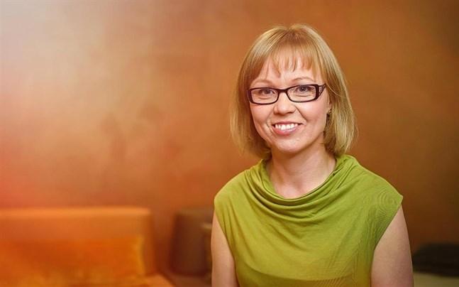 Minna Levälahti är språkvårdare vid Svensk presstjänst.