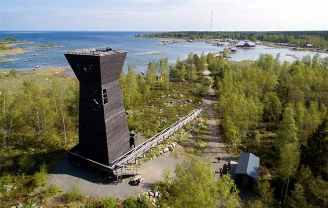 Saltkaret i Svedjehamn.