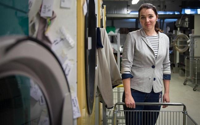 Sanna-Mari Levijoki som varit vd för Kokkotyö-stiftelsen blir nu sysselsättningschef på Karleby stad.