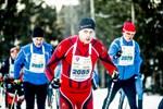 Andreas Majabacka från Maxmo Sportklubb är en av drygt 250 startande.