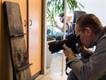 Fototävling mellan Arash Matin och Mikael Nybacka