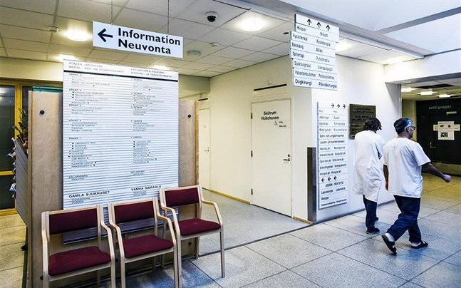 DEBATT  Malmska sjukhuset har haft för få försvarare - Österbottens ... 63e8478f3ce5c