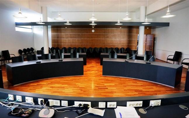 Ett utdraget gräl mellan en kommuninvånare och en fullmäktigeledamot i Korsnäs landade på torsdagen i rättssalen.