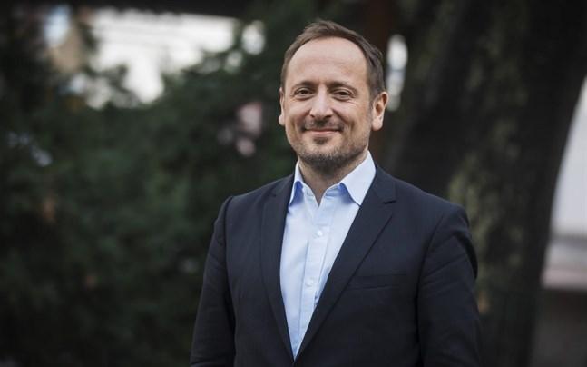 Thomas Peterssohn är ny vd för HSS Media.