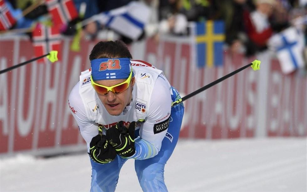 Om det inte varit för VM i Lahtis i år hade Sami Jauhojärvi avslutat sin  karriär redan 2015. Foto  Lehtikuva Markku Ulander db86b2d7ce5cf