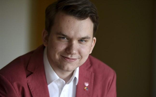 Jacob Storbjörk gläds över att Kvarkentrafiken får extra pengar.