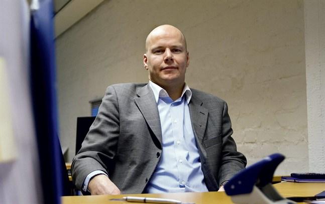 Mårten Storbacka säger att WE Tech Solutions orderbok är fylld för en tid framöver.