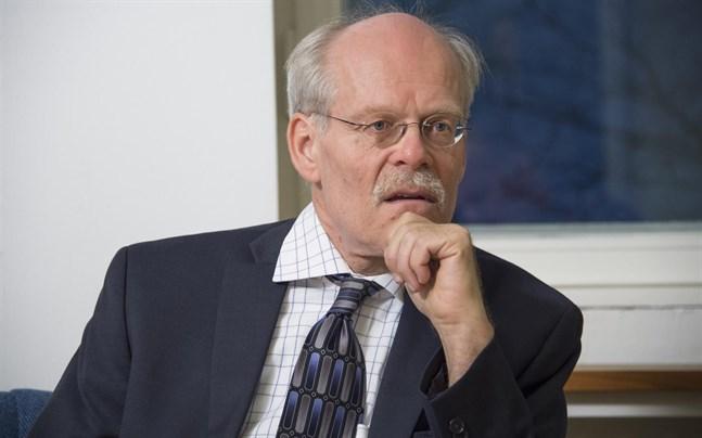 Stefan Ingves är chef för Sveriges riksbank.