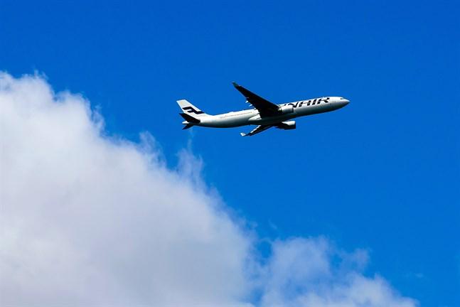Det är efterfrågan som styr Finnairs rutter.