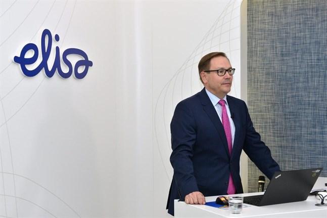 Elisas styrelse och vd Veli-Matti Mattila föreslår högre utdelning till ägarna.