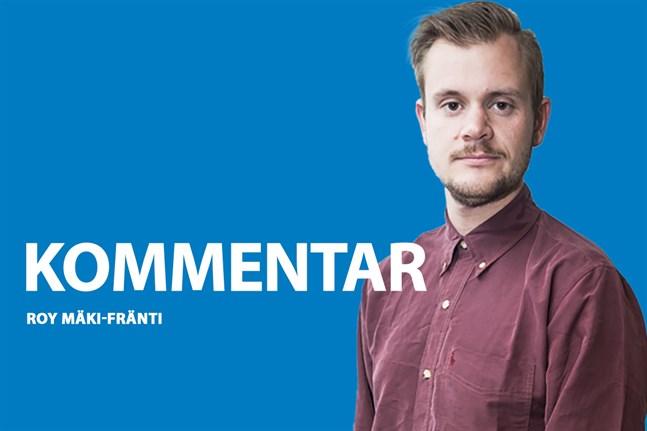 Roy Mäki-Fränti.