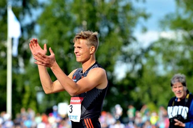 Kristian Bäck har två FM-guld och ett brons mellan 2016 och 2018. Förra säsongen blev det bara en tävling och i år har han ännu inte tävlat alls.