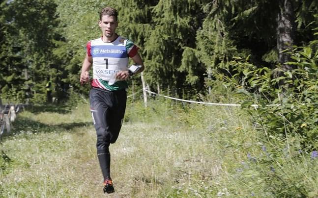 Fredric Portin representerar kategorin avancerad eller högklassig rutin i Gunilack och gäller som favorit till segern i H21.