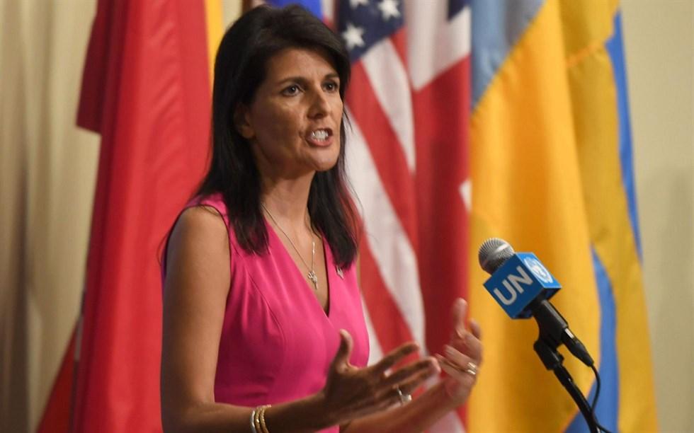 Trump hardast mojliga sanktioner mot nordkorea