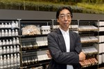 Masaaki Kanai är chef för den japanska inredningskoncernen MUJI.