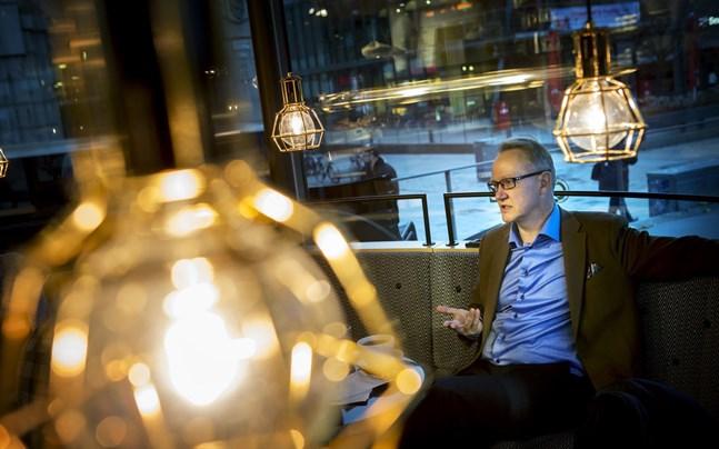 USA ska satsa på klimatet och miljöteknik, det är positivt för Österbotten, säger Juha Häkkinen, vd för Österbottens handelskammare.