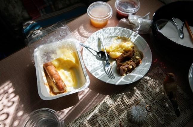 Maten som matservice leverar ska motsvara en tredjedel av det dagliga näringsintaget.