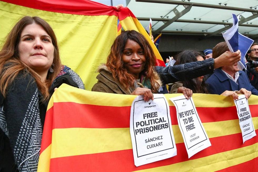 Avsatta katalanska regeringen kan bli atalad for uppvigling