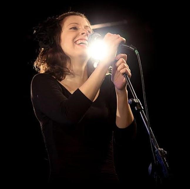 Mariah Hortans är solist på veckans Street jazz.