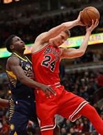 Markkanen har satt in flest trepoängare av nykomlingarna i NBA.