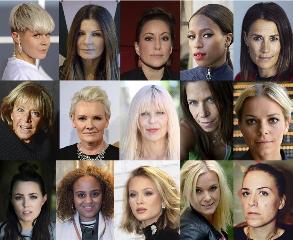 svenska kvinnor