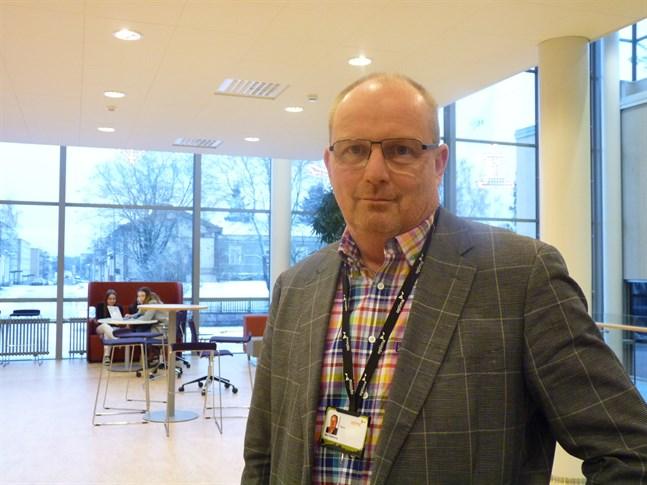 Max Gripenberg är direktör för Optima.