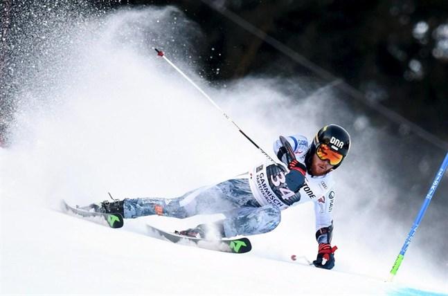 Samu Torsti drömmer om pallplatser i världscupen och medaljer i VM och OS – men vägen dit är oerhört lång.