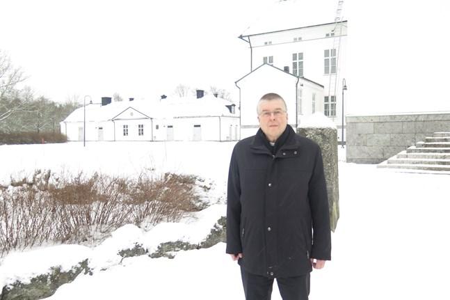 Berndt Berg har varit kyrkoherde i Korsholm sedan 2012.