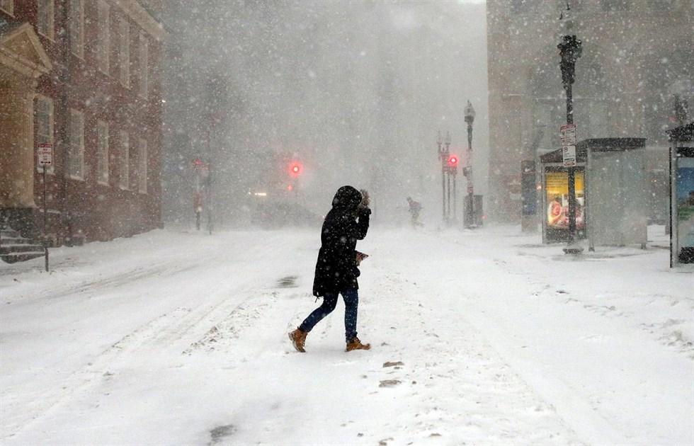 Aven finland drabbat av snoovadret