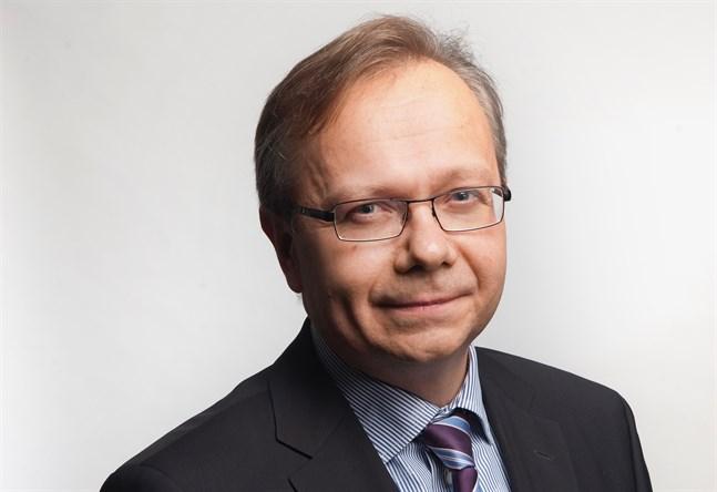 OP-gruppens chefsekonom Reijo Heiskanen bedömer att ekonomin snart tar  fart.