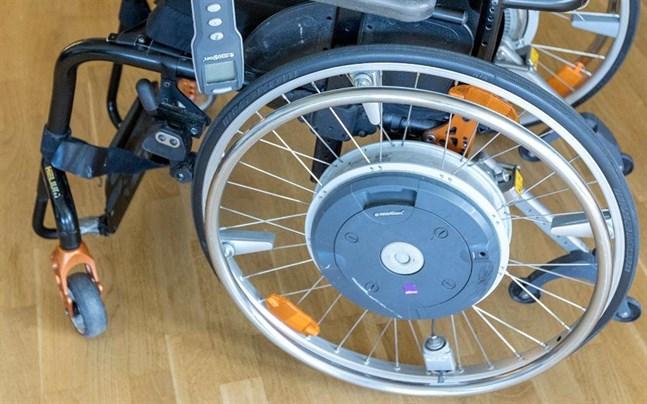 Mode för rullstolsburna uppskattades i London och Stockholm, men inte i Köpenhamn.