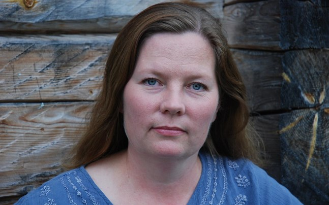 Pauliina Holmqvist.