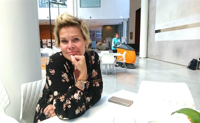 Nina Brännkärr-Friberg.
