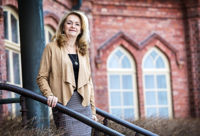 Lisbeth Fagerström, professor i vårdvetenskap vid Åbo Akademi.