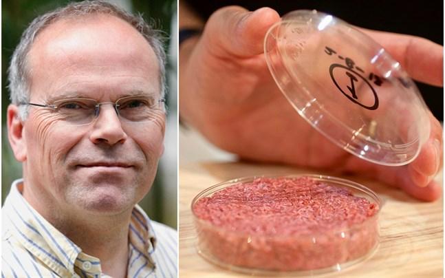 Att odla en hamburgerbiff tar ungefär 10 veckor, men det är enligt Mark Post inte en relevant siffra eftersom celldelning är en exponentiell process.