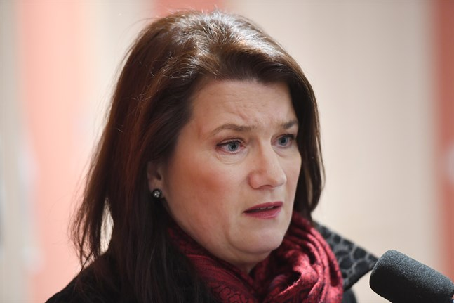 Sweden's Foreign Minister Ann Linde says she's concerned that travelers from her country might not be allowed to travel freely to other Nordic countries as restrictions begin to ease up.