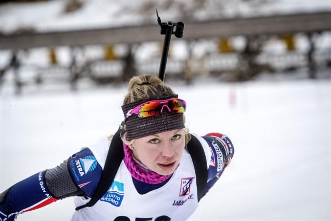 Annika Sjöström.