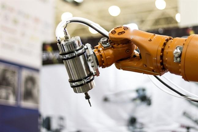 Speciellt industriföretag planerar investeringar i automation.