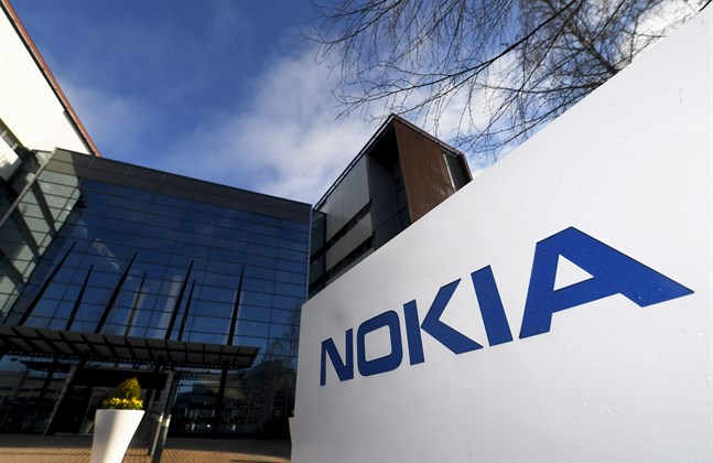 Nokia fortsätter spara.