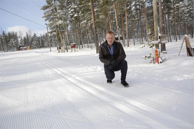 2018 (bilden) välkomnade Kraft skidors ordförande Anders Nybacka ÖID-eliten till Vargberget. I år står Kraft värd för FSS-mästerskapen som nu fått klartecken.