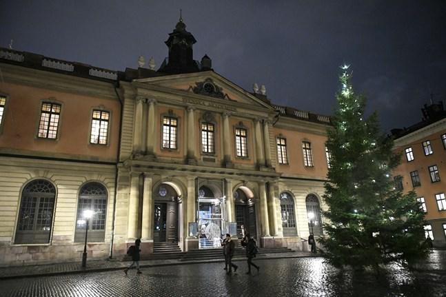 Kulturprofilen hade starka band till Svenska Akademien.