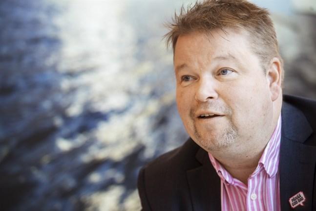 Mikael Gädda slutar som vårddirektör i Korsholm.