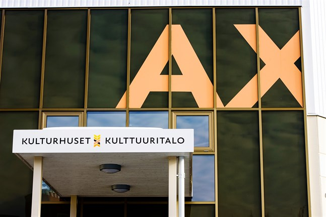 Pedersöre huvudbibliotek ligger i Kulturhuset Ax i Bennäs.