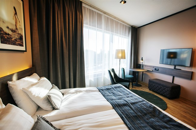 Hotellbranschen har lidit stort av bortfallet av utländska turister på grund av resebegränsningarna.